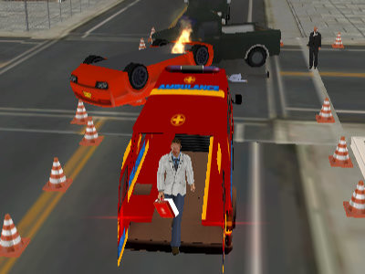 Ambulance Rescue Driver 2018