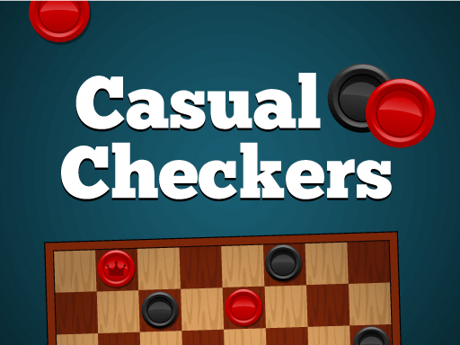 Casual Checkers