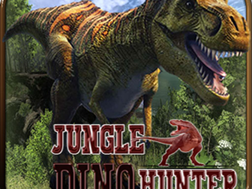 Jungle Dino Hunter