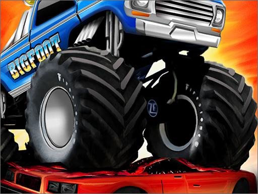 Monster Offroad Truck