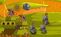 Monster Town Defense 5