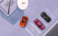 Rooftop Parking Madness